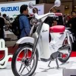 Ngắm trước Honda EV Cub sắp được trưng bày ở Việt Nam