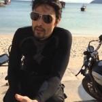 Johnny Trí Nguyễn đánh giá chiếc Ducati Scrambler mới mua